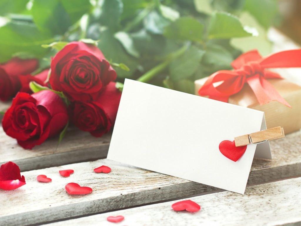 Картинки цветы с днем святого валентина